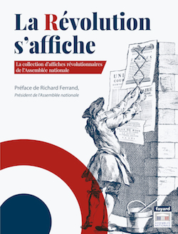 Couverture du catalogue La Révolution s'affiche