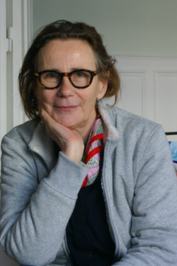 Photo de Marie Desplechin © N. Jungerman